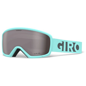 Giro Millie Goggles Women cool breeze charcoal blocks/vivid onyx
